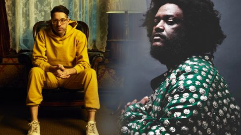 Mark Guiliana y Kamasi Washington