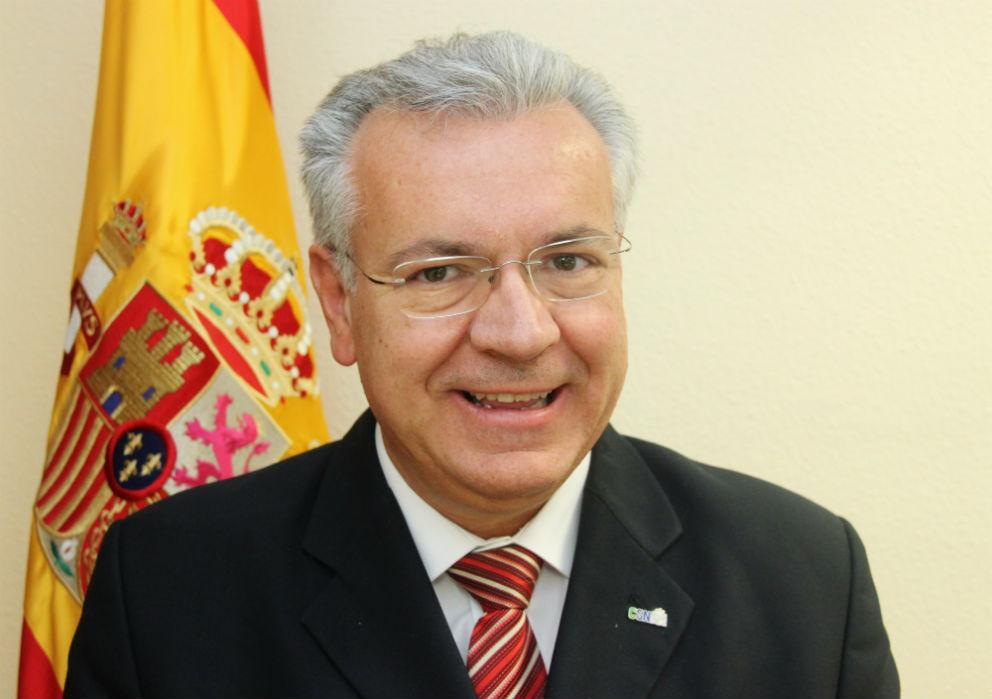 Javier Dies, consejero del Consejo de Seguridad Nuclear