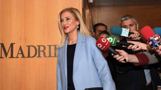 Aplazada la declaración de Cifuentes por el caso Púnica a petición de su abogado