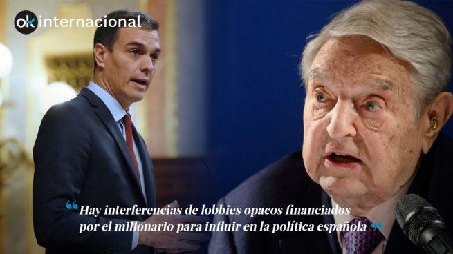 Hay 'Sorosgate' en España