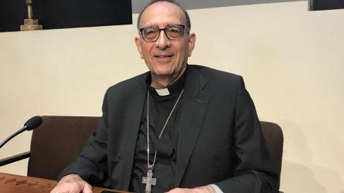 El arzobispo de Barcelona, el cardenal Joan Josep Omella. Foto: Europa Press