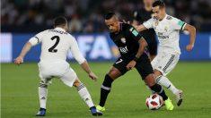 Carvajal y Lucas, durante un partido. (Getty)