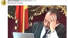 El meme de Dolors Boatella, guionista de TV3, para mofarse del juez Marchena
