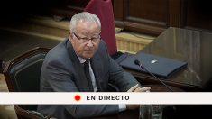 Juicio del procés, en directo: Comisario Trapote | Última hora Cataluña