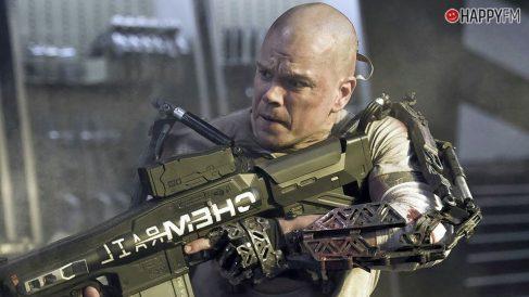 Matt Damon en 'Elysium'