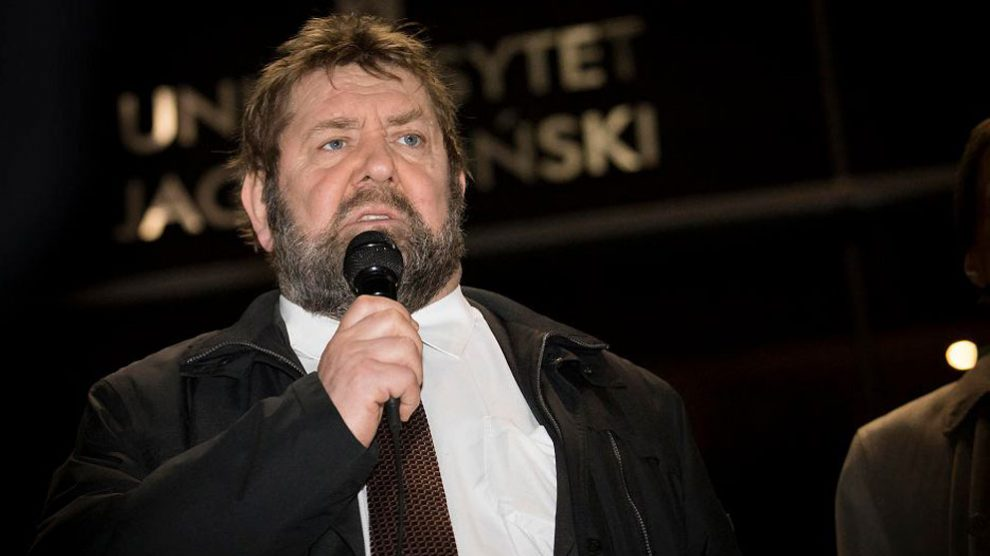 El eurodiputado Stanislaw Zoltek.