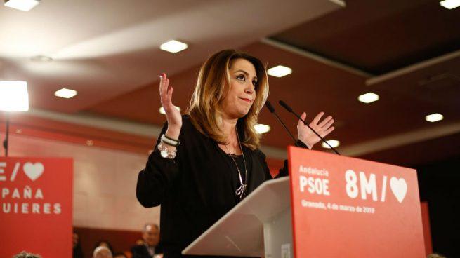 Díaz resiste y pondrá difícil a Sánchez la renovación en Andalucía