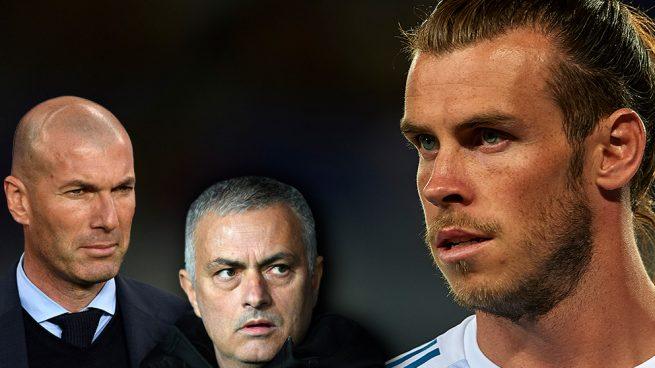 Bale, entre Zidane y Mourinho