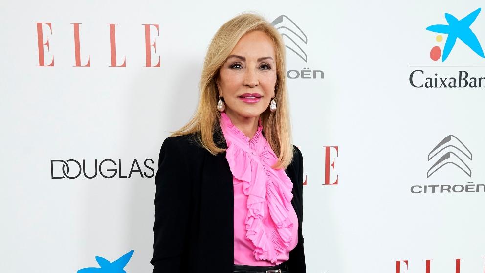 Carmen Lomana habló sobre el Día Internacional de la Mujer 2019.