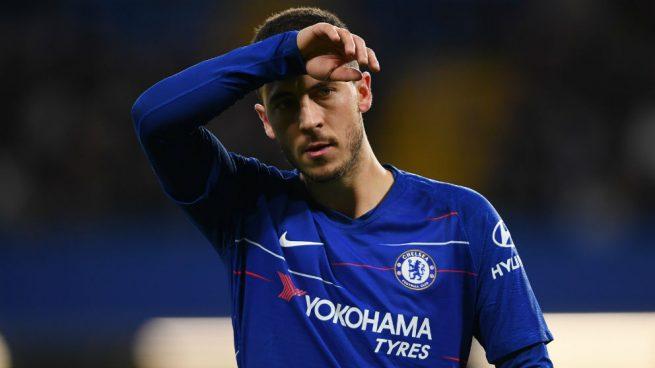 El sueldazo imposible que el Real Madrid pagaría a Hazard