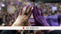 Día Internacional de la Mujer 2019: Última hora de la huelga feminista del 8 de marzo y las manifestaciones, en directo