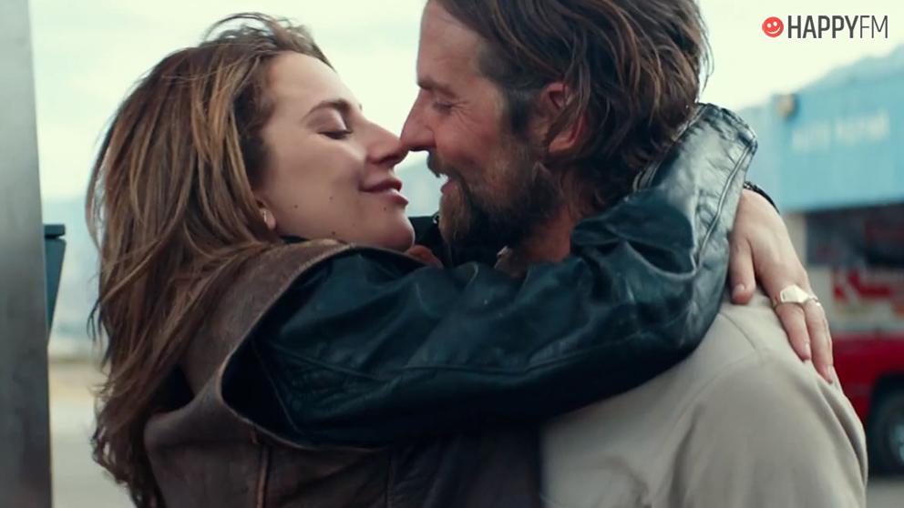 Lady Gaga y Bradley Cooper, número 1 de La Lista de Happy FM