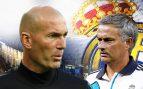 A Zidane no le molesta que suene Mourinho: «La realidad es así»