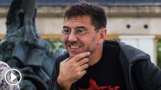 Juan Carlos Monedero. (Foto. Podemos)