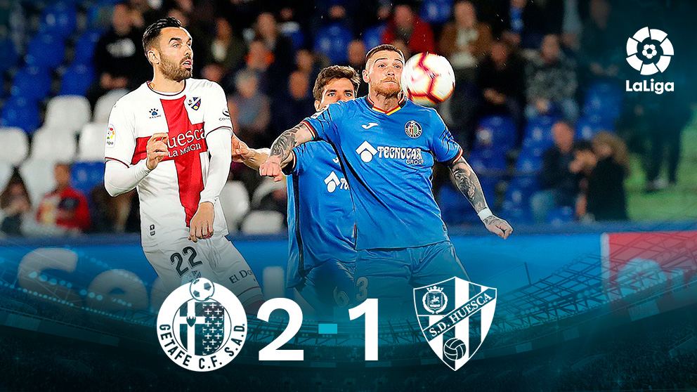 Getafe Resultado Y Resumen Hoy En Directo: Huesca: Resultado, Resumen Y Goles (2-1
