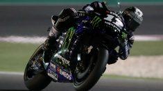Maverick Viñales, pole en el MotoGP de Qatar 2019. (AFP)