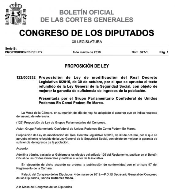 Podemos pone precio al pacto con Sánchez: sueldo mínimo de 600 a 1.200 € para 10 millones de personas