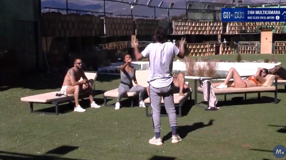 Alejandro bromeó con Kiko y Sofía en 'Gran Hermano DÚO'