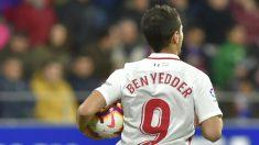 Ben Yedder (AFP)