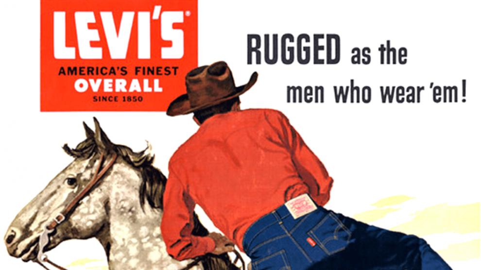 Campaña de Levi Strauss, Levi's