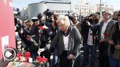 Carmena apoya una auditoría para conocer la situación actual de las víctimas de los atentados