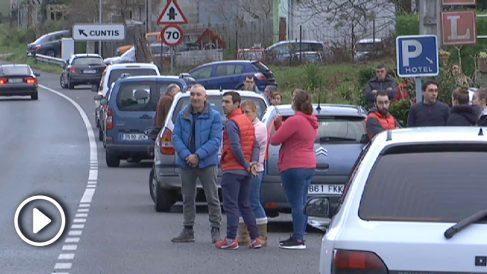 Primer asesinato machista del año en Galicia.