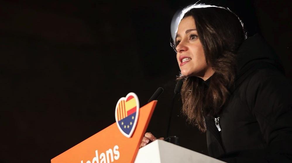 Ines Arrimadas. (Foto. Cs)