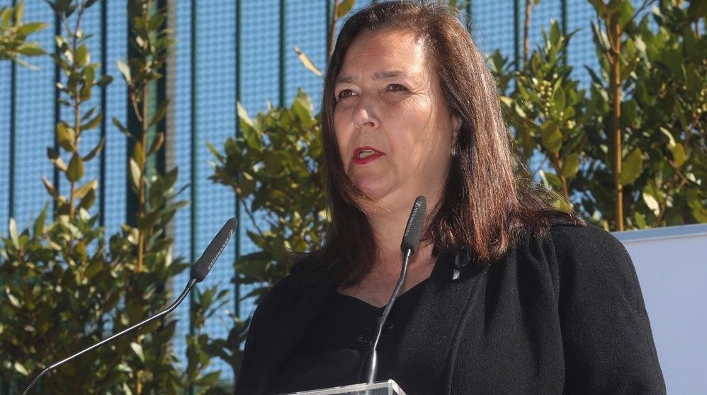 La presidenta de la Asociación de Víctimas del Terrorismo (AVT), Maite Araluce. (Foto. PP)