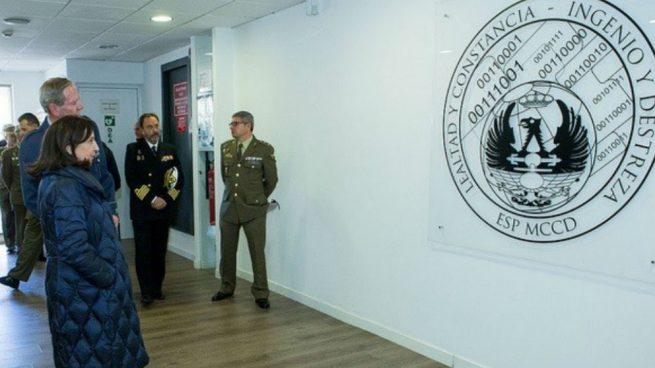 Defensa denuncia a la Fiscalía un ataque informático a su red interna de comunicaciones