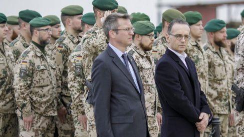 El ministro de Exteriores alemán, Heiko Maas. Foto: Europa Press