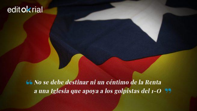 Que marque la X de la Renta Puigdemont