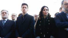 Íñigo Errejón e Isabel Díaz Ayuso. (Foto. PP)