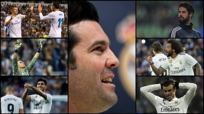 Real Madrid Solari