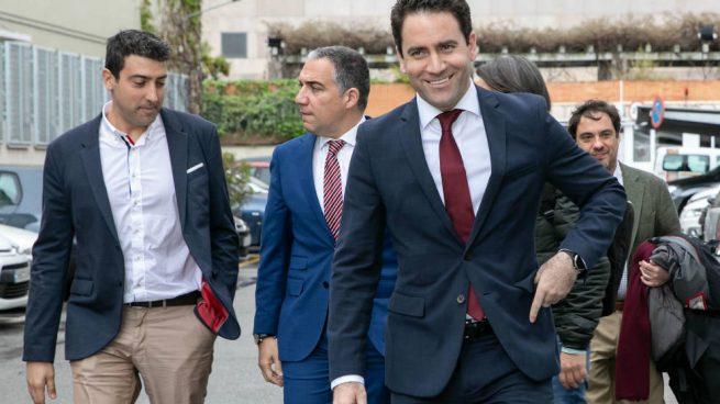El PP tras el fichaje de Santamaría: «Quien abandona la política tiene derecho a rehacer su vida profesional»