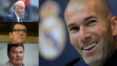 Zidane inicia su segunda etapa como entrenador del Real Madrid.