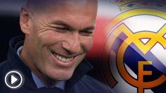 Zidane será esta tarde nuevo entrenador del Real Madrid.