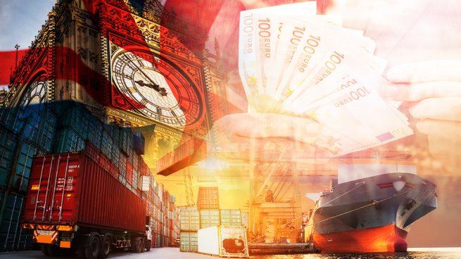 Un Brexit sin acuerdo costaría a España ocho décimas de PIB en un lustro, según el Banco de España
