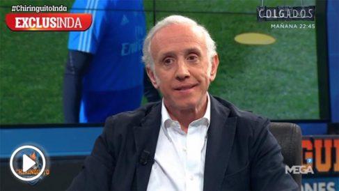 Isco tuvo un feo gesto con el ya ex entrenador del Real Madrid.