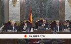 Juicio del procés: Última hora del Tribunal Supremo, en directo