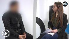 Entrevista a la ex pareja del falso enfermero.