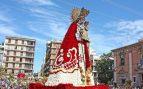 Horario Itinerario Ofrenda de las Flores Fallas de Valencia
