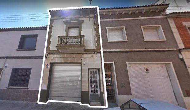 El diputado separatista tendrá que hacer reformas por la antigüedad de la casa. (Foto: Google Maps/OKDIARIO)