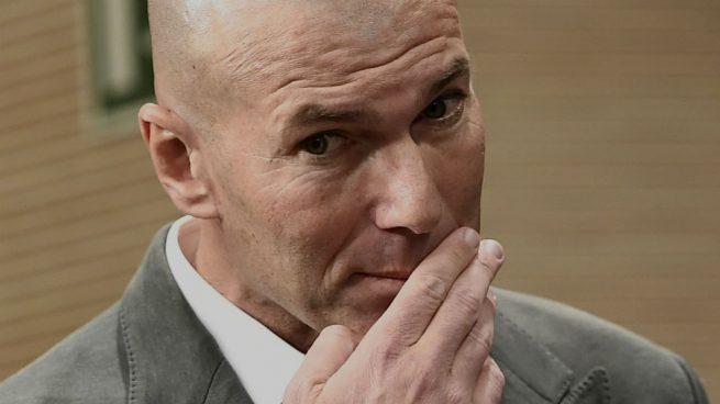 Los deberes de Zidane antes de junio