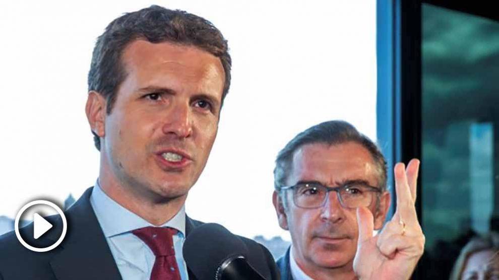 """Casado llevará a Sánchez al TC: """"No se puede gobernar como a uno le sale de los decretos"""""""