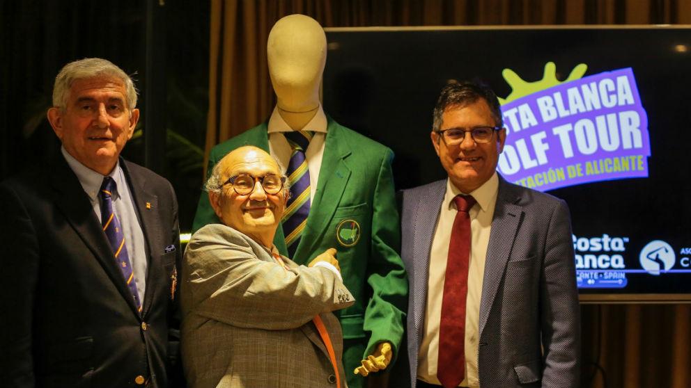 Presentado el Costa Blanca Golf Tour con final en el Masters de Augusta