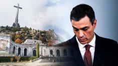 El Valle de los Caídos se ha convertido en una pesadilla para Pedro Sánchez