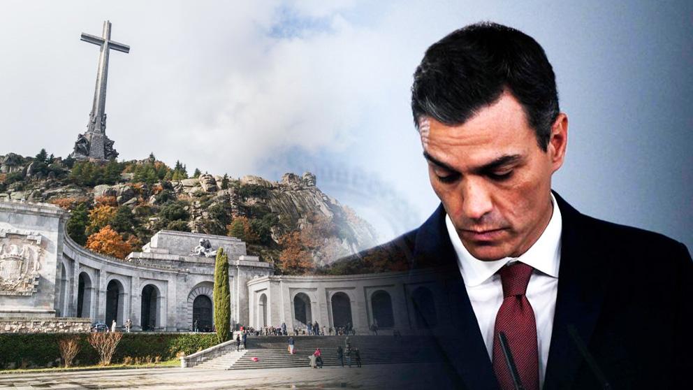 Una reclamación impide a Sánchez identificar las tumbas republicanas que quiere exhumar en el Valle de los Caídos
