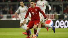 Bayern – Liverpool: partido de la Champions League, en directo