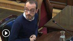 La Fiscalía pide que se investigue a un alto cargo de la Generalitat por mentir al Tribunal del 1-O