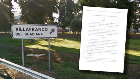 Villafranco del Guadiana.